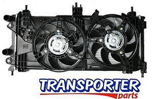 Диффузоры и радиаторы Transporterparts