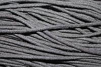 Шнур ХБ 4мм (100м) черный