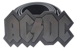Пряжка AC/DC (лого металл)