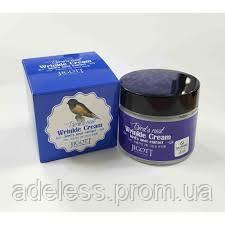 Антивозрастной крем с экстрактом ласточкиного гнезда Jigott Bird'S Nest Wrinkle Cream