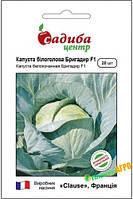 Семена капусты белокочанной Бригадир F1 (Франция),20шт