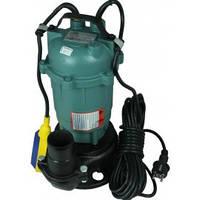 Дренажно-фекальный насос Lider  WQD1-1.1 чугун, 1,1 кВт, 166л/мин, 10м