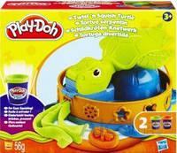 Игра Hasbro Play-Doh Забавная Черепашка  (A0653)