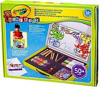 Игра Crayola Mini Kids Набор для творчества Маленький художник (81-8114)