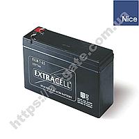 Аккумуляторная батарея Nice B12-B