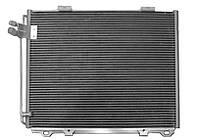 Радиатор кондиционера Мерседес Е-клас w210, фото 1