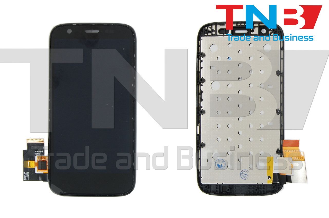 Модуль Motorola MOTO G XT1036 Чорний