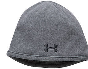 Шапка Under Armour ColdGear Infrared Fleece Beanie - Grey (1300837-040)