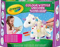 Игра Crayola Набор для творчества с фломастерами Единорог (93020)