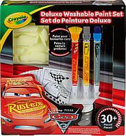 Игра Crayola Набор для рисования красками Тачки-3 (31 предмет) (54-0159)