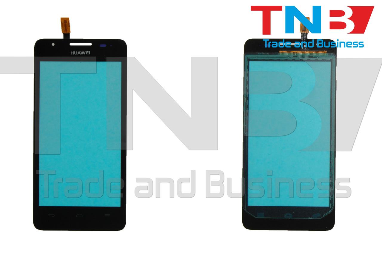 Сенсор Huawei Ascend MCF-045-0706-V1 Черный