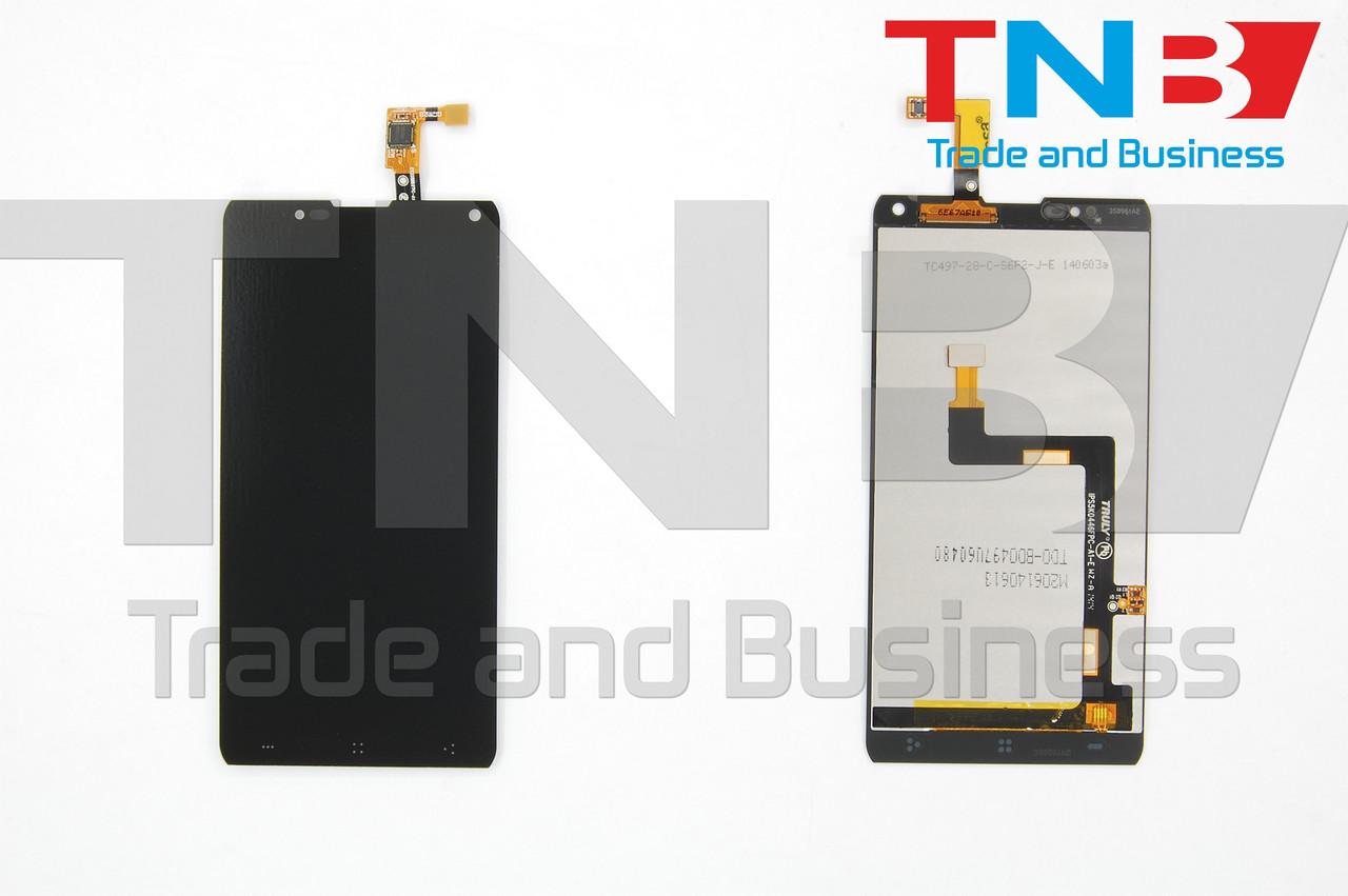 Сенсор+матрица PRESTIGIO 7505 Grace X7 Черный