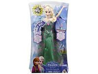 Кукла Эльза поющая песню Disney Frozen Холодное сердце Оригинал!!! Hasbro - США