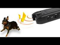 Ультразвуковой отпугиватель собак + фонарь MT- 650 (ZF-851)