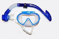 Набор для плавания- маска+трубка. (Тайвань)