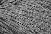 Шнур 4мм акрил (100м) т.серый