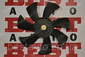 Вентилятор радіатора кондиціонера голий ck