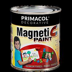 Магнитная краска-грунт Primacol, 0.75л на 1.25 кв.м.