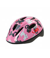 Шлем детский Green Cycle KITTY розовый, фото 1