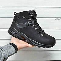 Зимние Мужские Ботинки Merrell черные