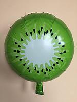 """Фольгированный шар """"Киви"""" 40 см Balloons"""