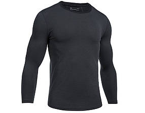 Кофта термоактивная Under Armour Threadborne Knit Fitted - Black D/R (1298397-001)