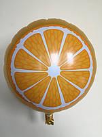 """Фольгированный шар """"Апельсин"""" 40 см Balloons"""