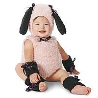 Новогодний костюм для малышей размер12-18месяцев