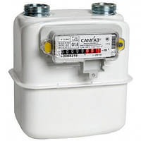 Счетчик газа Самгаз G 1.6 (  3/4  ) Модель RS/2001-2 P