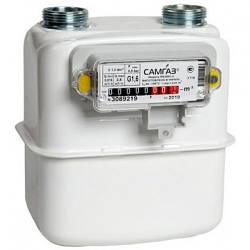 Счетчик газа Самгаз G 2,5 ( 3/4 ) Модель RS/2001-2 P