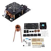 DC12-36V 1000W 20A ZVS Плата индукционного нагрева Нагреватель Охлаждающий вентилятор модуля DIY Набор