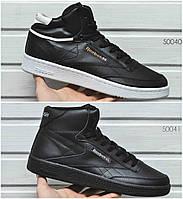 Высокие мужские кроссовки Reebok. Оплата при получении!