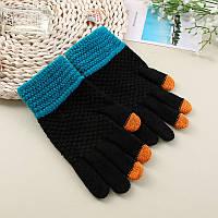 Перчатки для сенсорных экранов Touch Gloves Liberty black