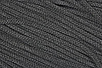 Шнур 4мм акрил (100м) черный