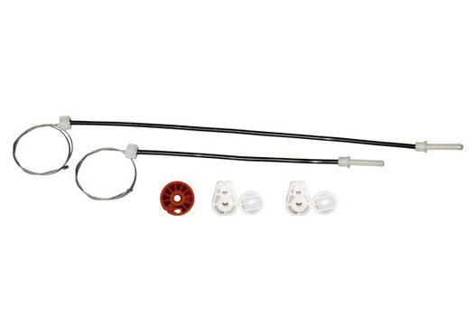 Ремкомплект механизма стеклоподъемника задней правой двери Megane 2 2002-2009 Cabrio