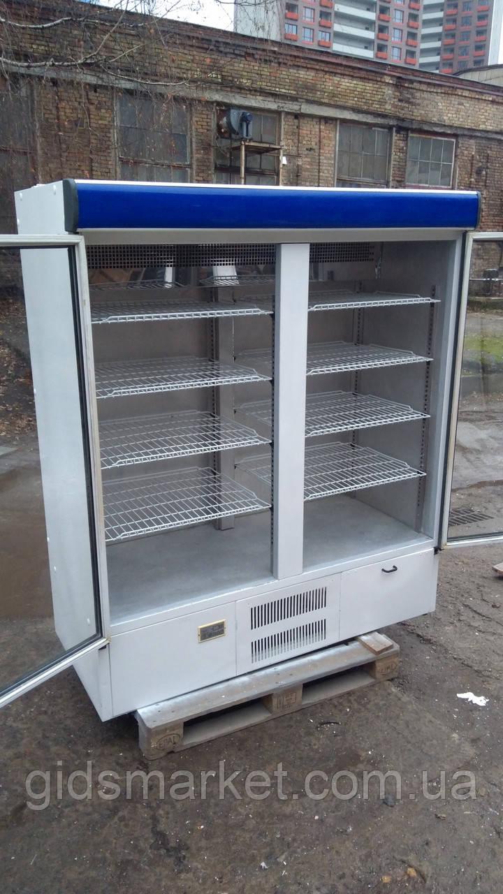 Холодильник двухдверний szafa chlodnicza 1400 л. б/у., купить холодильник бу.