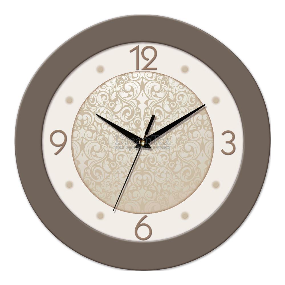 """Часы настенные ЮТА Fashion """"22 FBe"""" 330х330х45 мм"""