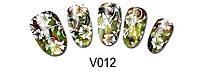 Слайд для для дизайна V012