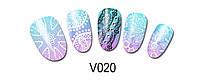 """Слайд для для дизайна V020 """"Beauty"""""""