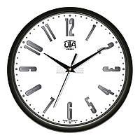 """Часы настенные ЮТА Classic """"01 B 12"""" 300х300х45 мм"""
