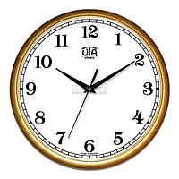 """Часы настенные ЮТА Classic """"01 G 41"""" 300х300х45 мм"""