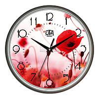 """Часы настенные ЮТА Classic """"01 S 44"""" 300х300х45 мм"""