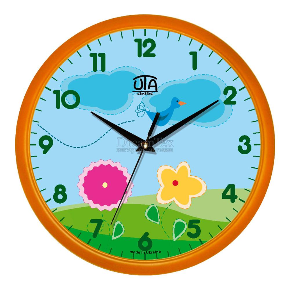 """Часы настенные ЮТА Classic """"01 OR 46"""" 300х300х45 мм"""