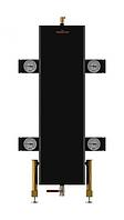 Гидравлический уравниватель (гидрострелка) с изоляцией Termojet Mega ГС-34