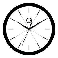 "Часы настенные ЮТА Smart ""21 B 08"" 265х265х35 мм (механизм плавного хода)"