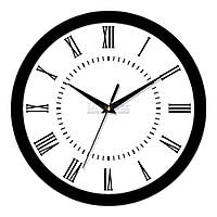 "Часы настенные ЮТА Smart ""02 B 16"" 265х265х35 мм (механизм плавного хода)"