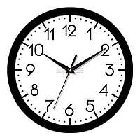 "Часы настенные ЮТА Smart ""21 B 17"" 265х265х35 мм (механизм плавного хода)"