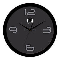 "Часы настенные ЮТА Smart ""21 B 25"" 265х265х35 мм (механизм плавного хода)"