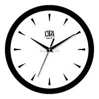 """Часы настенные ЮТА Smart """"21 B 05"""" 265х265х35 мм (дискретный механизм)"""
