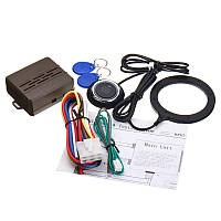 Авто Автоматическая система охранной сигнализации для внедорожников Keyless Entry Push Button Дистанционный Двигатель Start